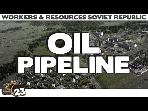 Major Pipeline | Workers and Resources Soviet Republic superpower #23