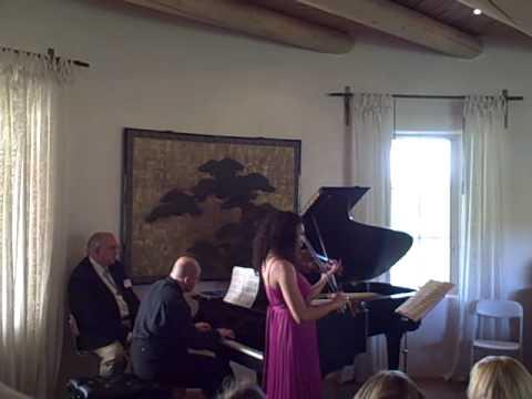 Nokuthula Ngwenyama viola Emile Naoumoff piano play Schubert's Arpeggione Sonata first movement
