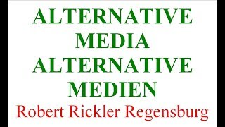 alt media   Alternative Medien