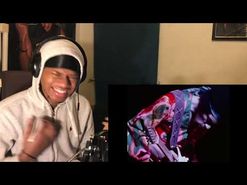 #JimiHendrix The Jimi Hendrix Experience - Purple Haze (Live At The Atlanta Pop Festival) REACTION