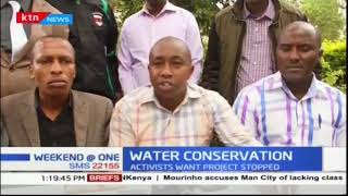 Murang\'a County Conservationists now in agreement with Raila over Northern Water Tunnel