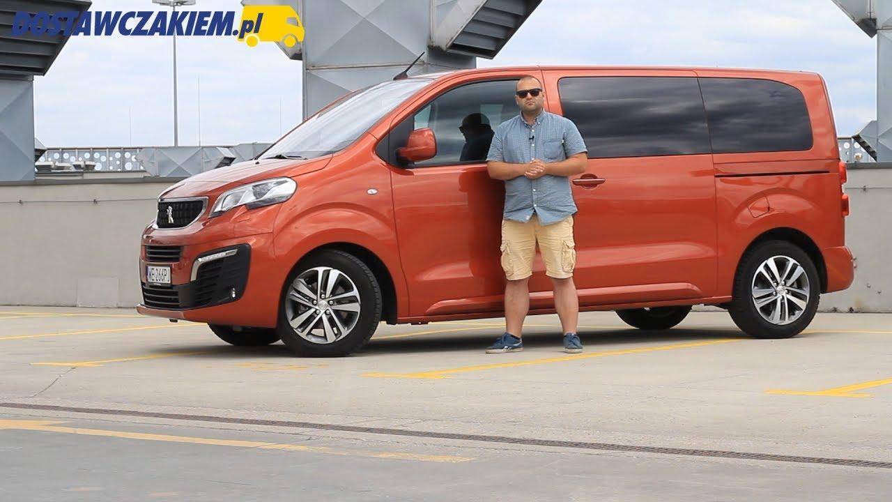 Peugeot Traveller 2 0 Bluehdi 180 Minibus Z Bajerami Youtube
