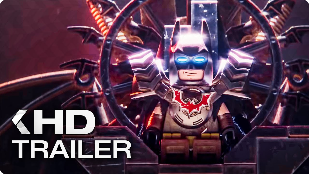THE LEGO MOVIE 2 - 5 Minute Trailers (2019)