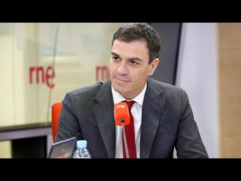 PSOE's Sánchez says he'd like to meet PP's Rajoy