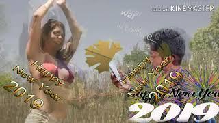 Happy new year naya sal Mubarak ho 2019 DJ gana WhatsApp stuats hd
