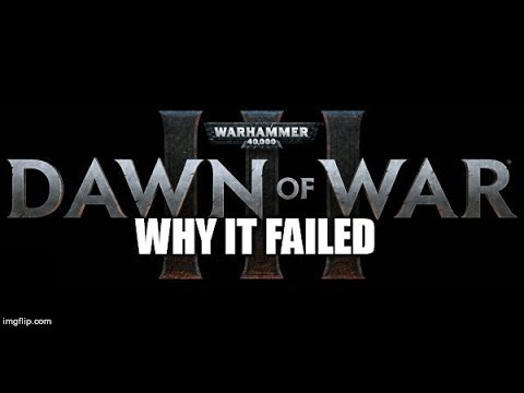 Brutally Honest Review - Why Dawn of War 3 Failed