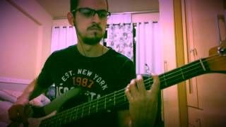 Bruce Dickinson - Tattooed Millionaire - Cover Bass