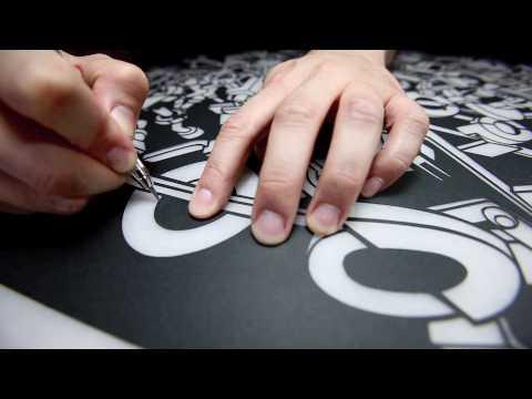 Papercraft Mikito Ozeki  / Cut Out