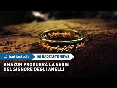 Amazon produrrà una serie tv del Signore degli Anelli - BadTaste News #54