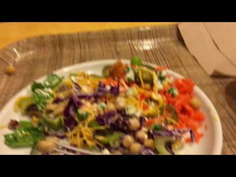 ALL YOU CAN EAT (SALADS, SOUPS, DESSERTS, DRIKS) UNITED STATES TRAVEL