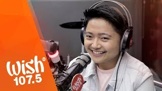 "Jake Zyrus sings ""Hiling"" LIVE on Wish 107.5 Bus"