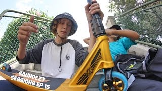 MY NEW GOLD SCOOTER | Saundezy Sessions Ep 15