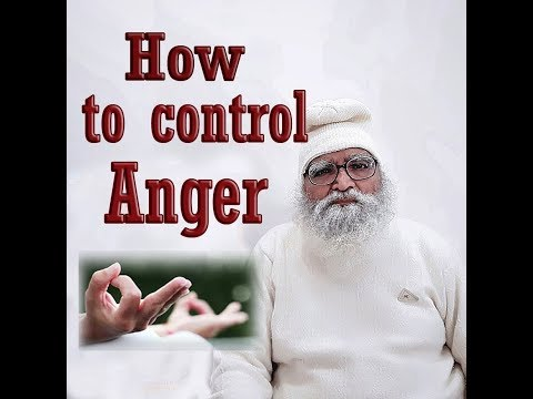 Video - CAUSE OF NEGATIVITY How to control your ANGER डर और गुस्से को control कैसे करे by Bapuji