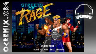 OC ReMix #10: Streets of Rage