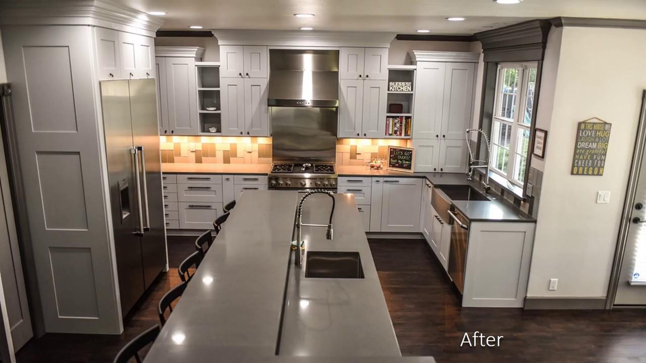 Ikea Custom Kitchen Design Interiordesign Remodeling Customcabinets Johnwebb Eugene Oregon