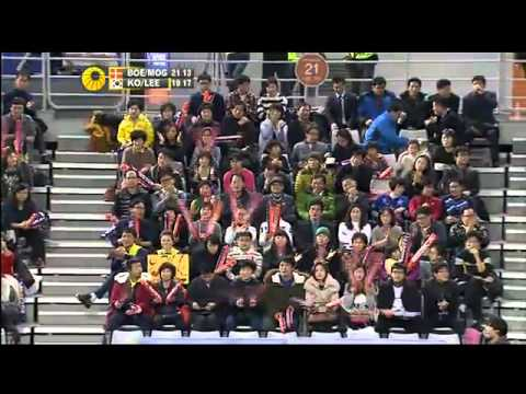 Korea Open 2013 - Ko Sung Hyun / Lee Yong Dae vs Mathias Boe / Carsten Mogensen