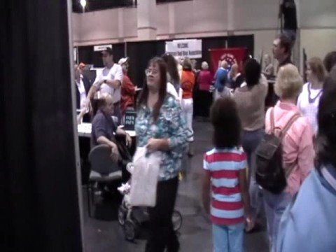 Deaf Expo, Knoxville,  Sept 27th Part 1