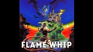 FLAME WHIP: Castlevania Sample Beat (8Bit NES Hip-Hop Rap Instrumental) 2018