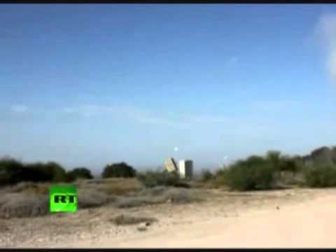 Hamas rockets intercepted by Israel's missiles