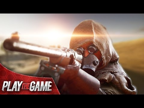 Battlefield 1: 'Suez' Best Sniping Spot (Battlefield 1 Tips & Tricks)