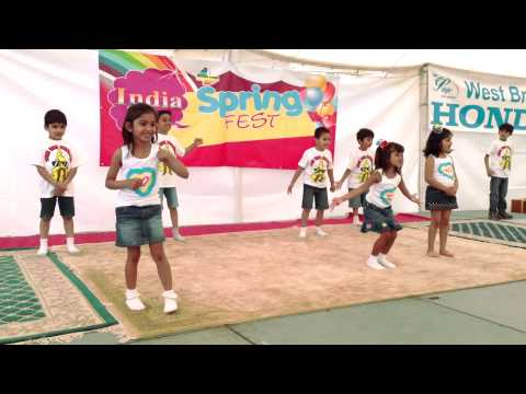 Hokey Pokey Kids Dance - Music by EFlashApps