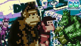 Yo, yo mismo y el mono | ANIMACIÓN | Donkey Kong