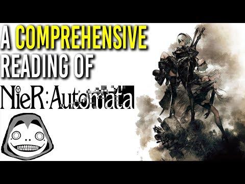 A Comprehensive Reading of Nier Automata [MASSIVE SPOILERS]