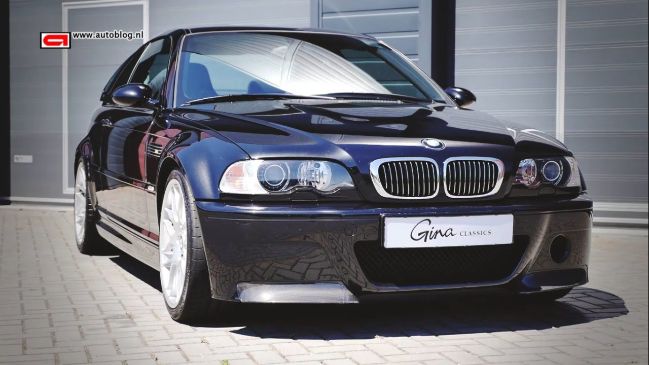bmw m3 csl e46 review youtube. Black Bedroom Furniture Sets. Home Design Ideas