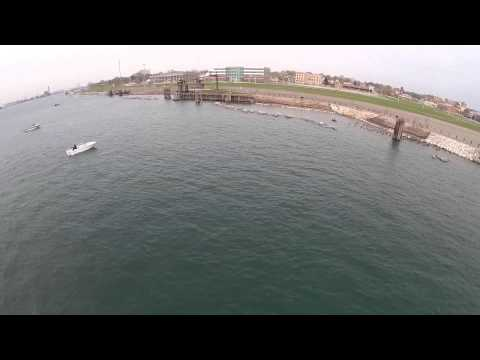 Fishing the St. Clair River