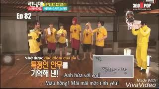 [ Running Man ] Át Chủ Bài Song Ji Hyo #4