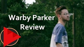 Warby Parker Glasses - Home Try-On Review
