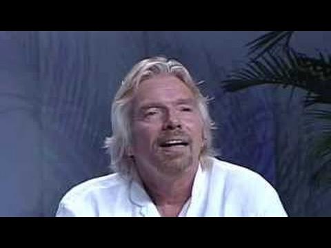 Richard Branson Entrepreneurial Philosophies