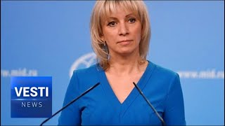 Zakharova: UK Walks Back Accusations, But Russian Rage and Resentment is Very Real