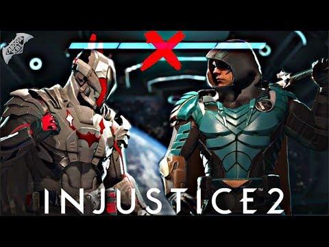 Injustice 2 Online - NO METER CHALLENGE!