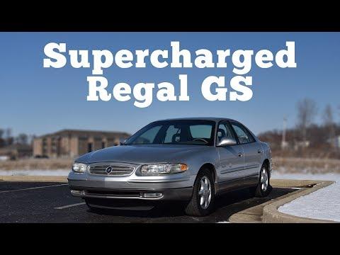 2000 Buick Regal GS: Regular Car Reviews
