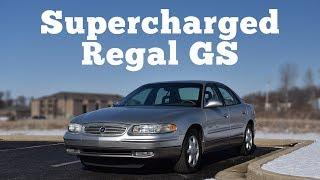 2000 Buick Regal GS: Regular Car Reviews