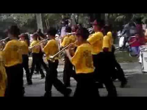 Miami lakes middle school marching band 2013 Part 2