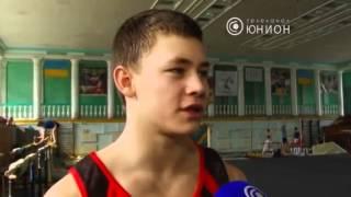 Спортивная гимнастика  Чемпионат Донецкой области
