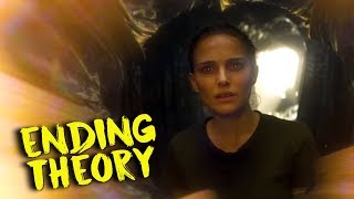 Annihilation (Netflix) Ending Theory Explained