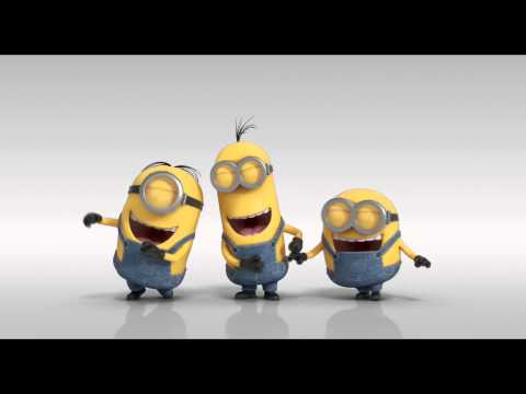 Minions Laughing Hysterically