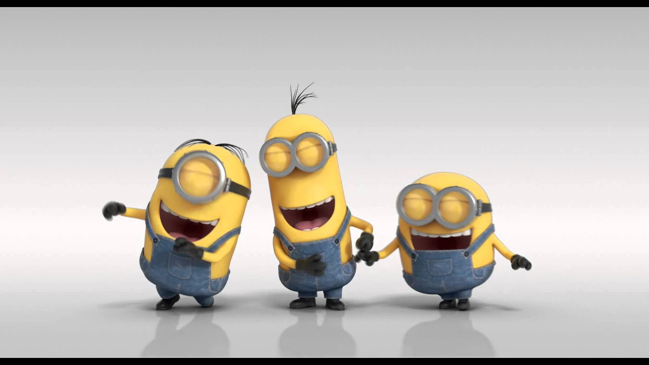 Minions | Laughing Hysterically - YouTube