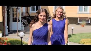 Свадьба Андрея и Марины. Замковый парк-отель. Гомель 2015