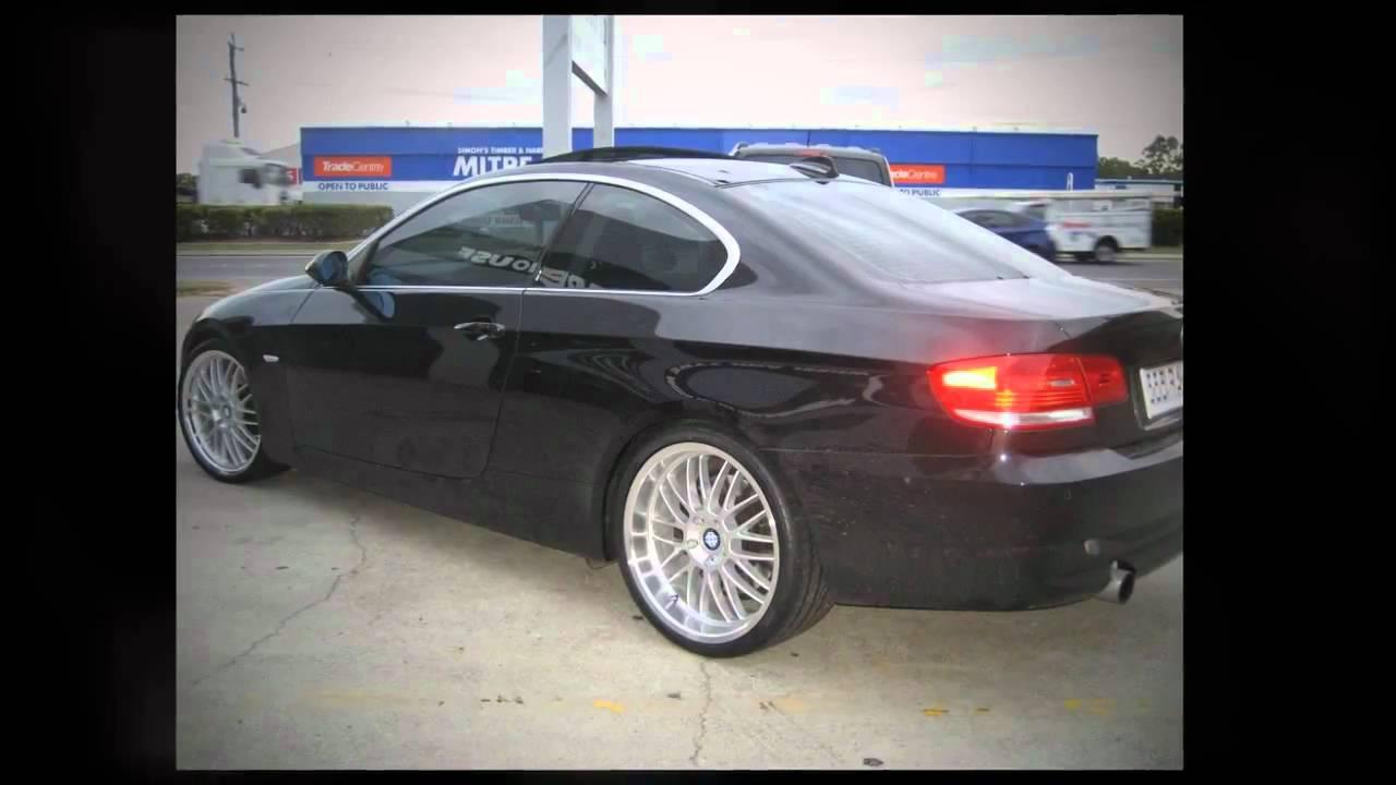 Bmw Rims Style >> F1 Wheel & Tyre: BMW 330Ci custom rims staggered 20 inch Bayern Mag Wheels - YouTube