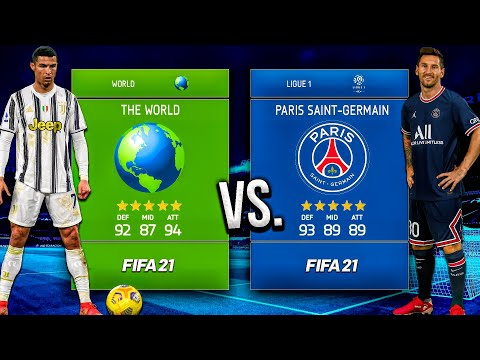 PSG vs. THE WORLD! 🌍