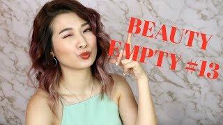 ♡ BEAUTY EMPTY #13 ♡ Pretty.Much
