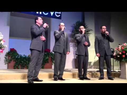 Brazilian Temple Quartet - Chegou a Hora