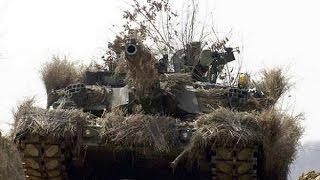 Ополченцы открыли охоту на «Черную пантеру» Новости Украины