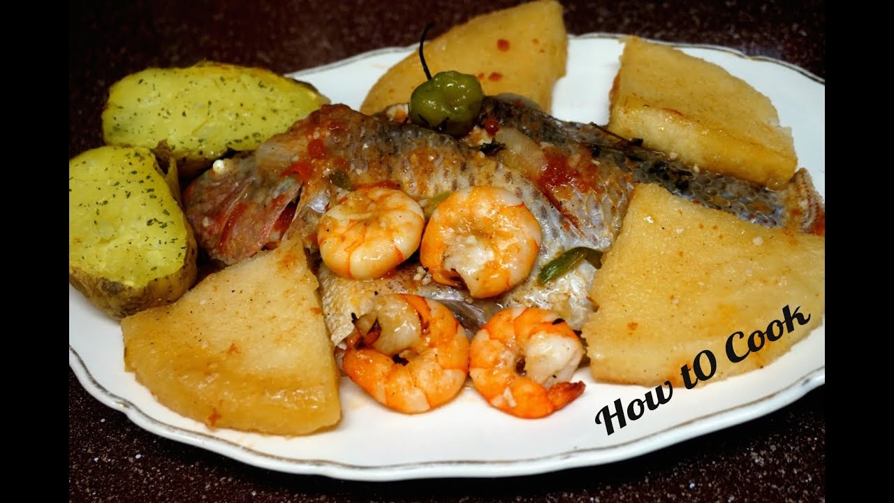 Jamaican steamed fish and vegetables recipe besto blog for How do you cook fish