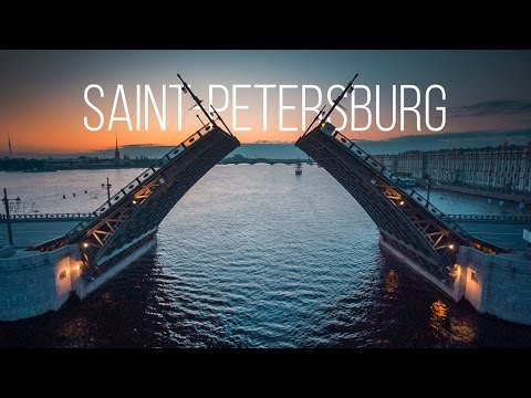 Saint Petersburg Aerial