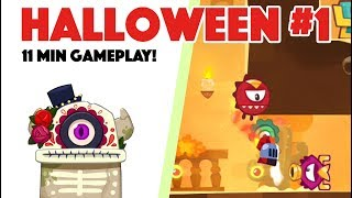 King of Thieves - Halloween Event 11 min Gameplay!